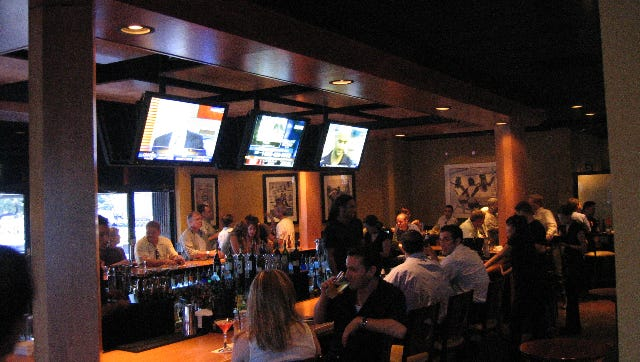 Half Moon Sports Grill in Phoenix is also knowns as The Windy Sports Grill.