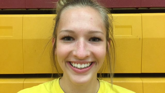 Windsor volleyball player Rylee Greiman is the Coloradoan's Female Athlete of the Week.