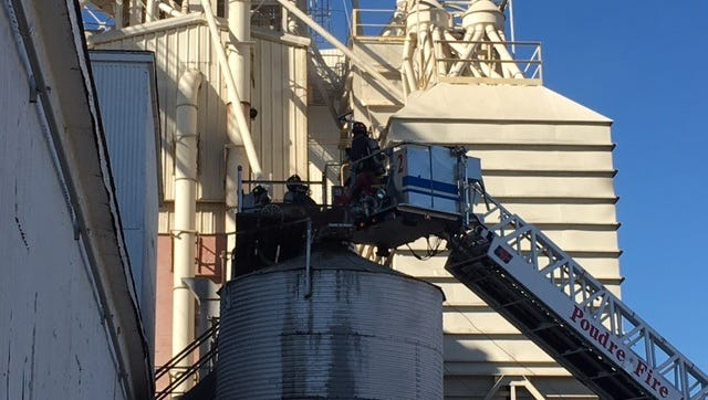 Firefighters needed more than two hours to extinguish a Wednesday fire at the 148-year-old Ranch-Way Feeds mill.