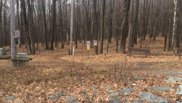Human remains were found off the trail in Rib Mountain State Park.