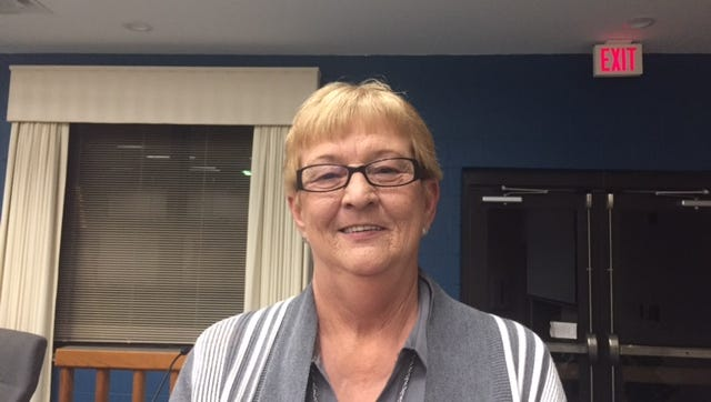 Sharon Holley was selected to replace the late Lloyd Hinote on the Milton City Council on Nov. 29 at a special meeting at city hall.