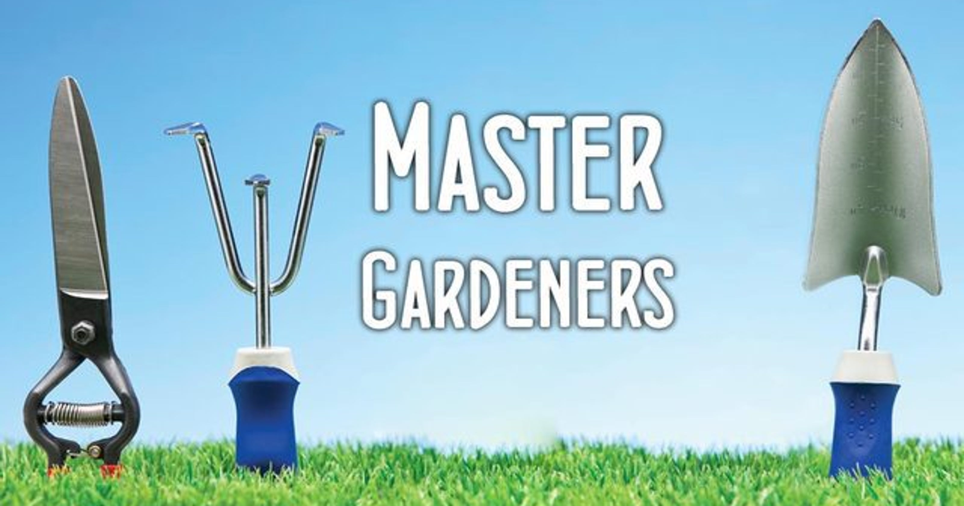 Train to become a Master Gardener
