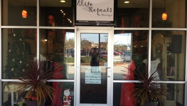 Elite Repeats and Boutique will open in its new location on Jan. 2.