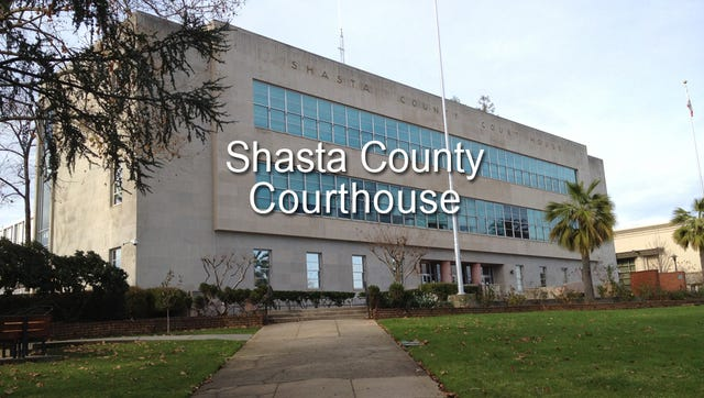 Shasta County Courthouse