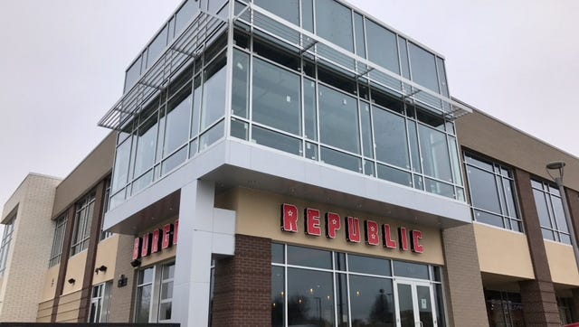 Burger Republic will open its new restaurant in Mt. Juliet on Thursday, Jan. 19, 2017, as part of the Providence Station development located at 1982 Providence Parkway.