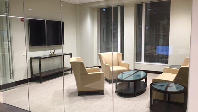 The Siegfried Group has moved to a new office in Chicago.
