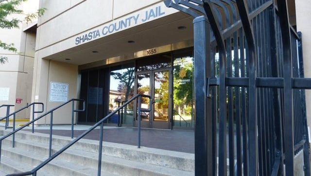The Shasta County Jail.