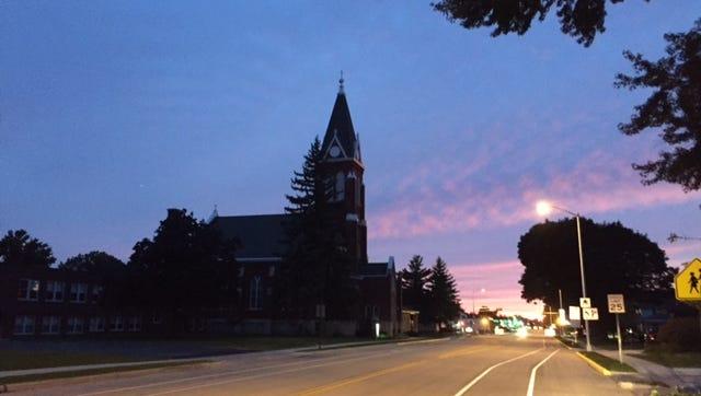 Immanuel Lutheran Church, located at 525 W. Main St., in Waupun.