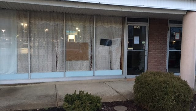 Police reported they raided a massage parlor Wednesday afternoon at 1504 W. Fourth St. because of complaints of suspected prostitution and sexual-related activity at the business.