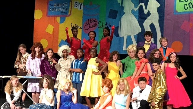 """The Buzz Aldrin Middle School in Montclair will present the musical, """"Hairspray Jr."""" this Thursday, March 30 and Friday, March 31, at 7 p.m."""