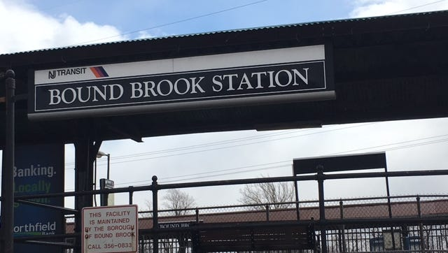 A Hillsborough woman was killed after being struck by a train late Tuesday night near the Bound Brook Station.