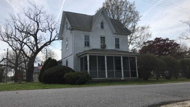 The historic Evans-West House in Ocean View has been donated to the Ocean View Historical Society. The society plans to turn it into a museum. A dedication ceremony is set for April 22.