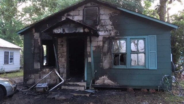 A toddler was killed early Sunday morning in a house fire in Eunice.