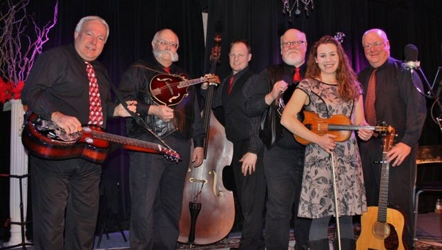 The Newton-based six-piece Red Star Express band will be featured at the Third Annual Keeping Music Alive Variety Show at Silver Lake College.
