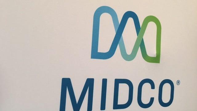 The Midco logo