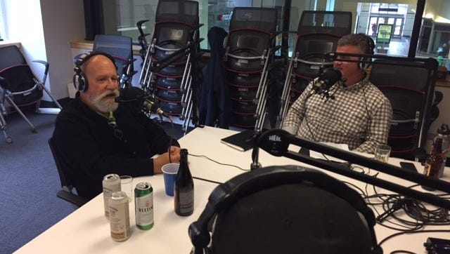 Alan Newman, of Higher Ground (formerly of Magic Hat Brewing Co.), joins Jeff Baker and Jason Strempek on episode 2.20 of It's the Beer Talking.
