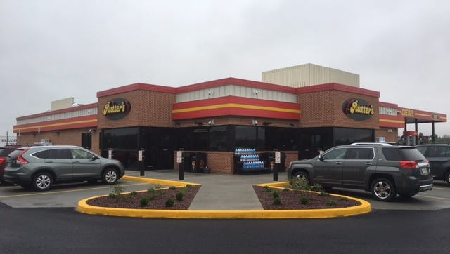 The first Rutter's in Lebanon County is open in South Annville Township.