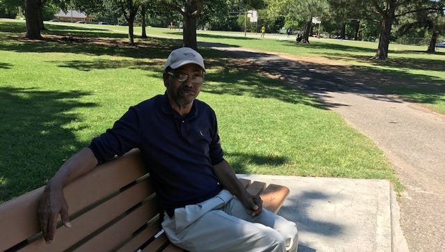 Henry Ford Jr., a longtime resident of Soulsville, said repairs on the Chandler Park walking trail will help improve the health of the neighborhood.