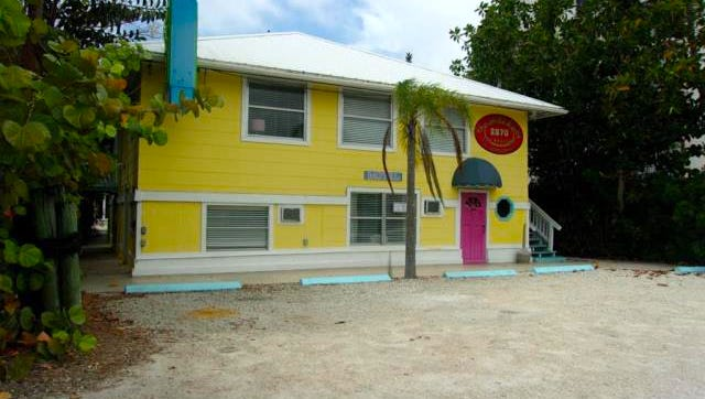 Hideaway Sandy Beach Motel, is one of what are expected to be numerous Fort Myers Beach motel purchases by TIP Management as part of a renovation and upscaling strategy. The Old Florida beach resort located at 2870 Estero Boulevard has eight rooms and sold for $400,000.