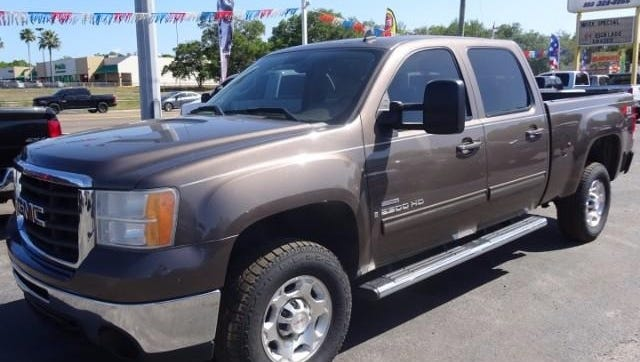 GFPD is seeking a 2007 GMC Sierra similar to the one pictured in connection with a suspicious death that occurred Saturday afternoon.