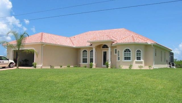 The top selling Cape Coral home of the week is this 3 bed/3 bath home at 3841 NW 22nd Terrace