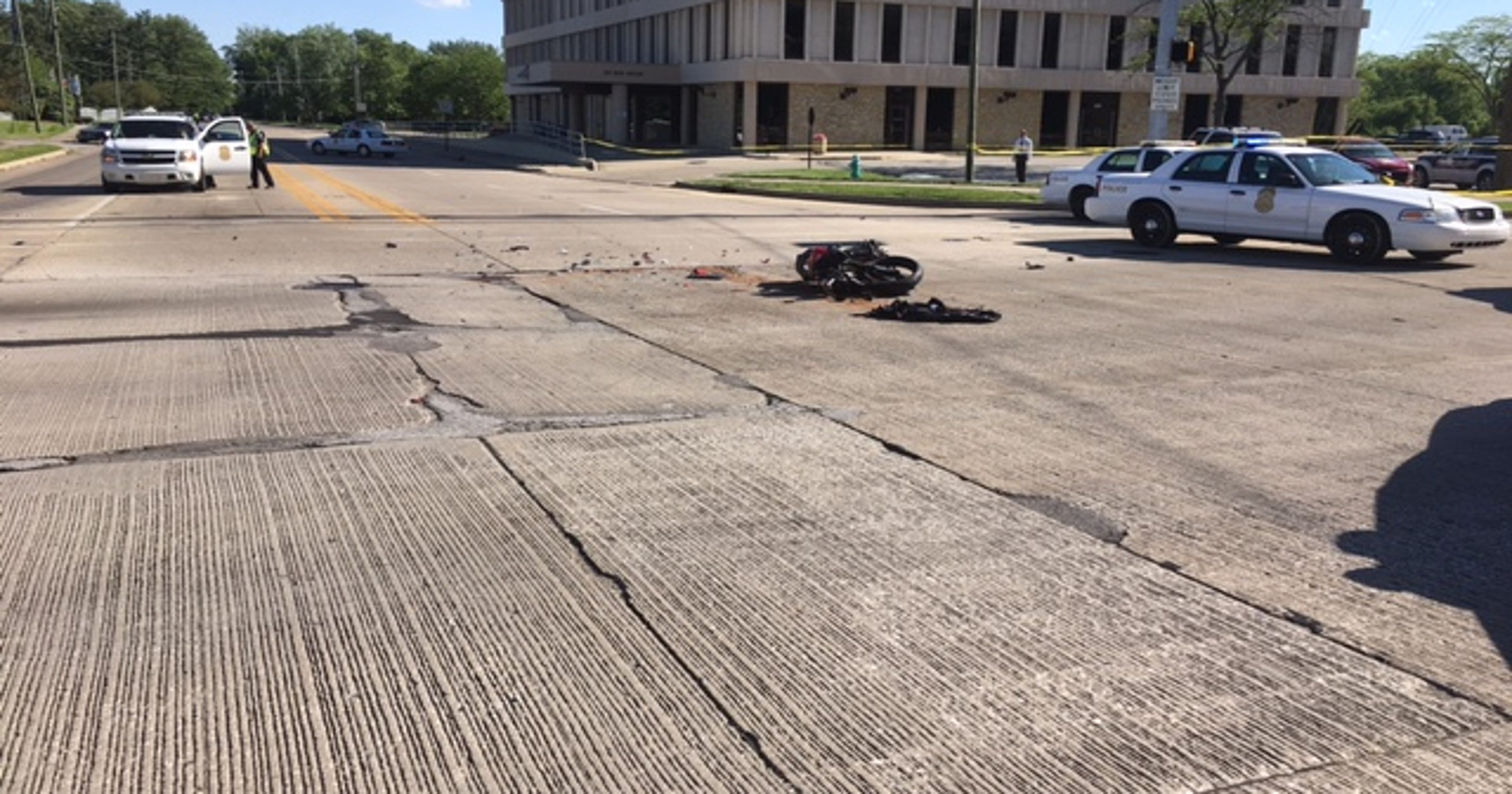 19 Year Old Killed In Motorcycle Crash On City S Northwest Side