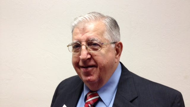 John Sullivan is former mayor of Cape Coral.