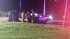 Harrison Police Department sued by man involved in 2017 car crash