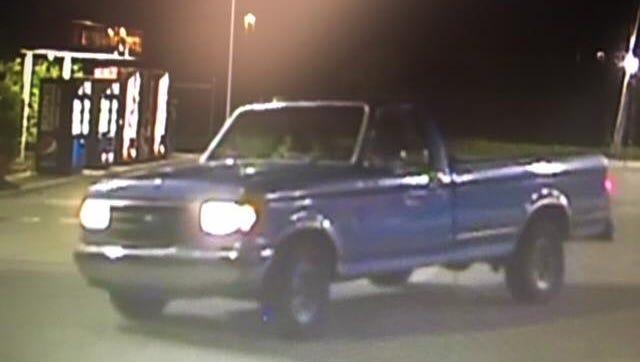 The Rutherford County Sheriff's Office is asking for the public's assistance in locating a vehicle following an overnight shooting June 6 in Ellenboro. A deputy was shot and sustained minor injuries. The vehicle maybe displaying N.C. tag WVM4712. Anyone with information about this vehicle or its occupants is asked to contact Crime Stoppers 828-286-8477.