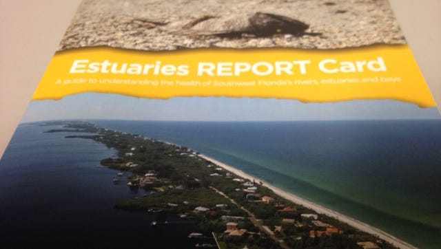 Conservancy of Southwest Florida recently released its environmental report card on 10 area estuaries.