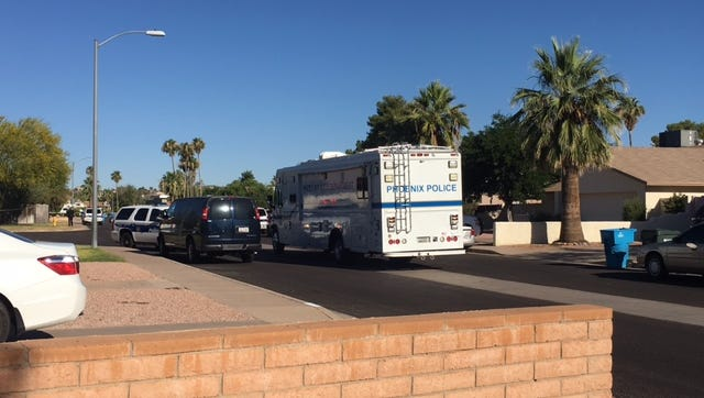 Phoenix police said a teenager was shot dead at a home near 18th Street and Cactus Road on June 15, 2017.
