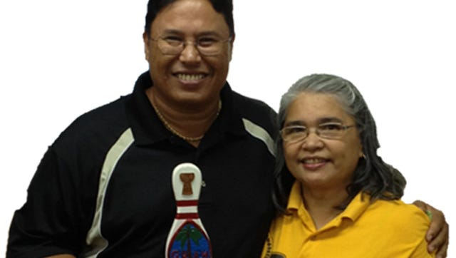 Jim Pinaula and Patricia Roberto are the winner and runner-up for June's Bowler of the Month title.