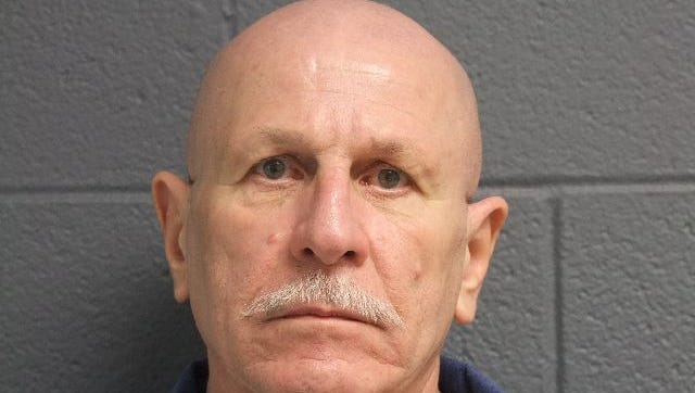 Louis Akrawi, shown in his prisoner photo from the Michigan Department of Corrections.