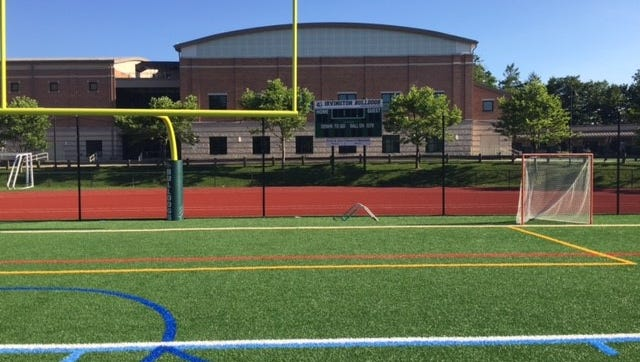 Irvington High School in New York in 2016 renovated its track and field complex routinely used by the public.