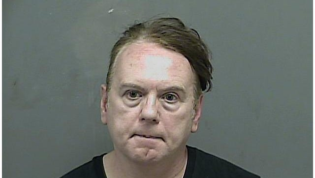 David Narramore, 54, of Whitesburg Kentucky was arrested Saturday and accused of indecent exposure.