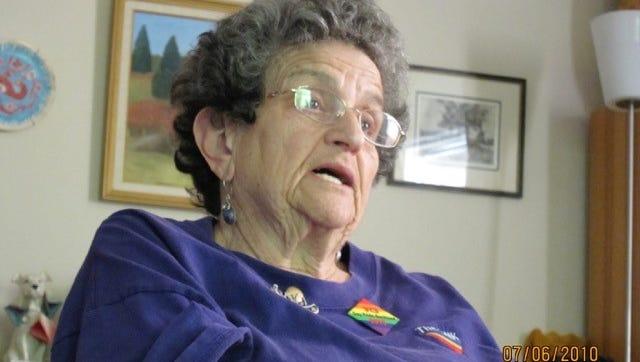 Judith Kesselman will be remembered at a memorial at the Nyack Center.
