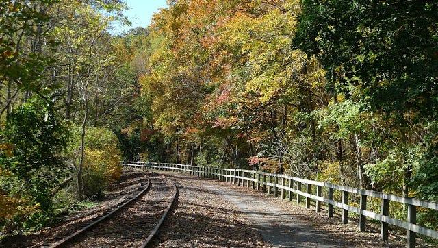 Heritage Rail Trail - Crisp!