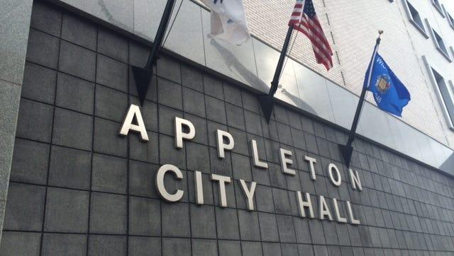 Appleton City Hal is located at 100 N. Appleton St.
