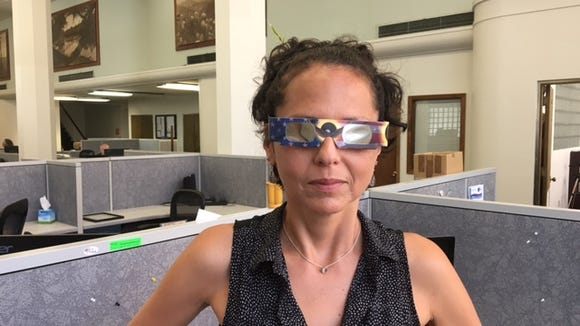 Citizen-Times outdoors writer Karen Chávez will take your total solar eclipse questions on Facebook Live.
