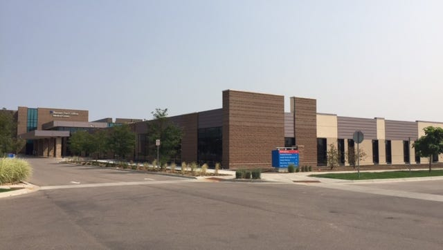 Banner Health expanded its clinics at its Harmony Road campus.