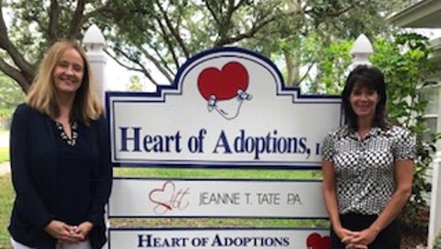 Heart of Adoptions is located at 360 Tangerine Ave., Merritt Island.