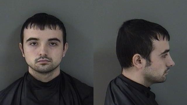 David Paul Laroche, Jr., 22, of Indian River County, was arrested Thursday and charged withfelony aggravated child abuse.