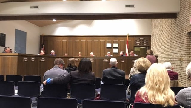 Ontario Council discussed many subjects and upcoming projects Wednesday night, but not enough council members were present to vote on ordinances.