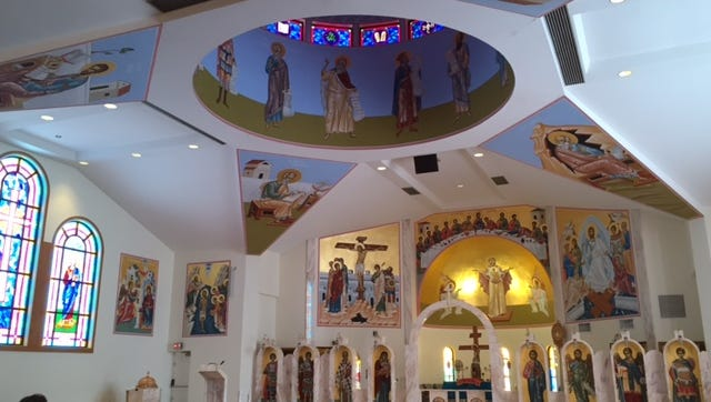 Have you ever seen the inside of St. Nicholas Greek Orthodox Church in Fort Pierce? Take a tour during the Greek Festival.