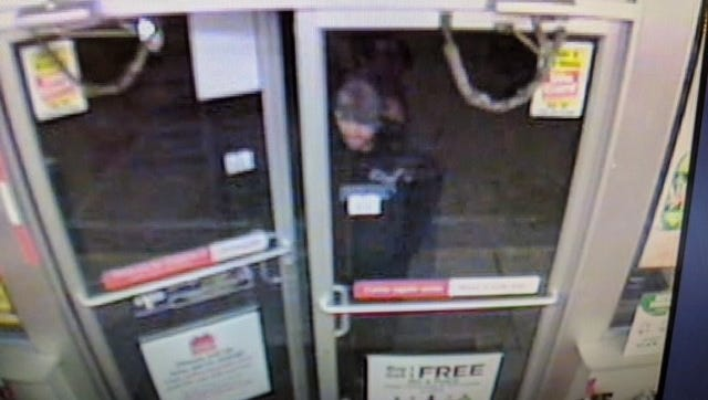 Strong-armed robbery suspect at a business in the 700 block of Carlisle Street on Jan. 20.
