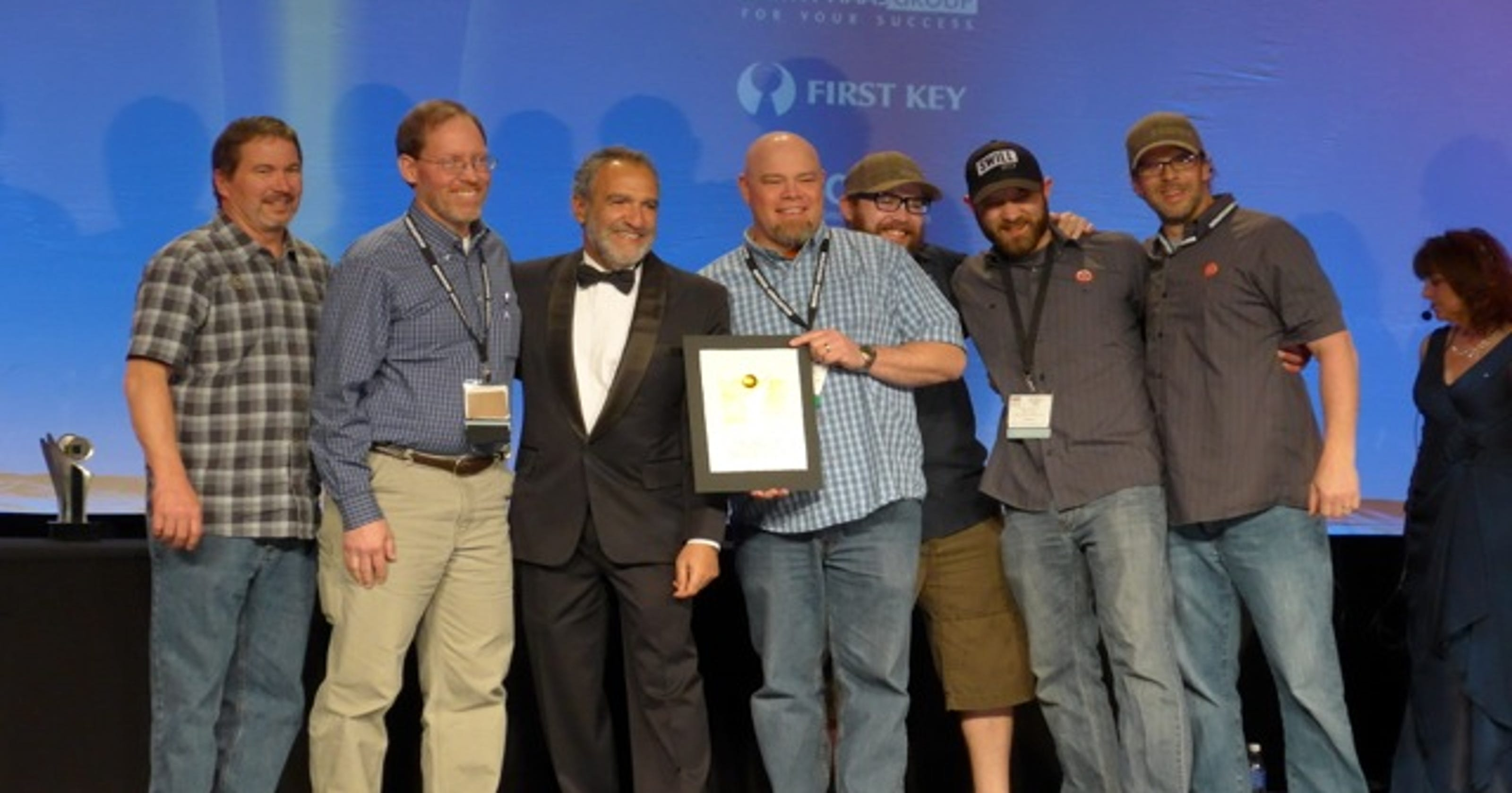 All of the gold medal winners at the 2018 World Beer Cup