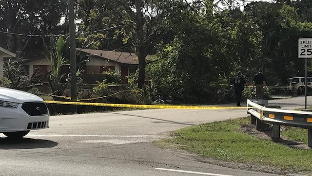 A body was found behind an apparently abandoned home at Luckett and Golden Lake roads on Feb. 14 has been identified as Christopher Lee Reese, 47, of south Lee County. A bicycle was also found in the home's driveway not far from the body.