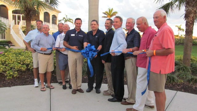 Naples Lakes Country Club held a ribbon cutting on Saturday, Feb. 17, 2018 for the reopening of its renovated Arnold Palmer Signature Design.