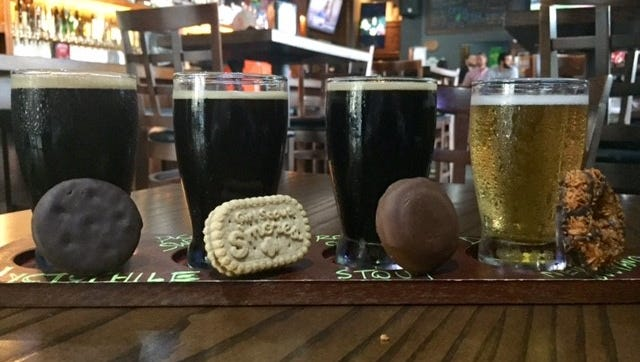 Brass Tap Midtown will host their annual Girl Scout Cookie and Beer pairing event on Thursday, March 8.