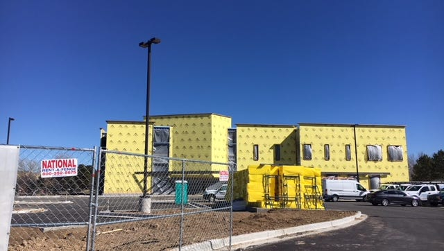 Tru Fit Athletic Club will open a 30,000-square-foot club in May at Front Range Village at the corner of Harmony and Ziegler roads in Fort Collins.